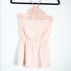 Noble Tops - Mollie SoKiss Boutique Pink Tank